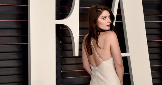 Bono's Daughter Eve Hewson Stole The Spotlight At Vanity Fair Oscars Party