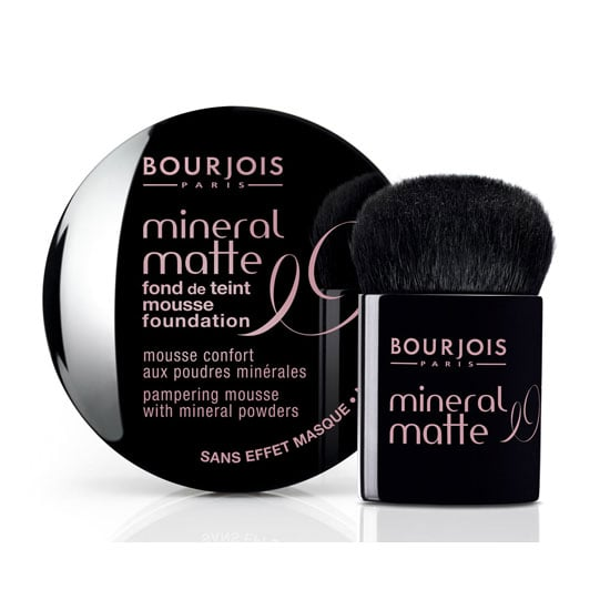 Bourjois Mineral Matte Mousse Foundation, $31