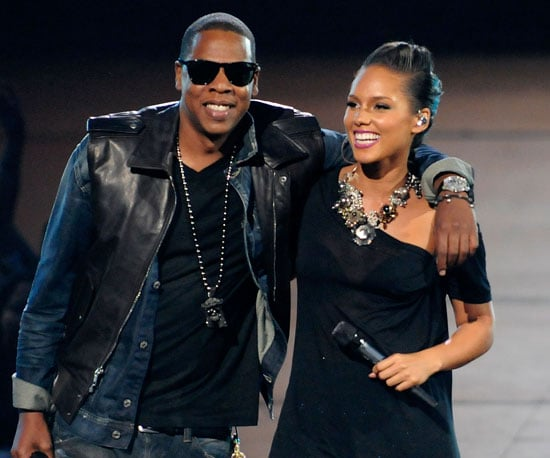 "Jay-Z and Alicia Keys performed ""Empire State of Mind"" together in 2009."