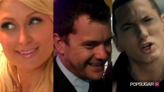 Video of Paris Hilton Filming Her Music Video, Video of Joshua Jackson Talking About Pacey-Con, and MTV Releases 2010 VMA Nomina