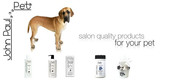John Paul Pet Salon Products for Your Furry Friends