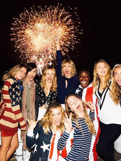 How Celebrities Spent The 4th Of July