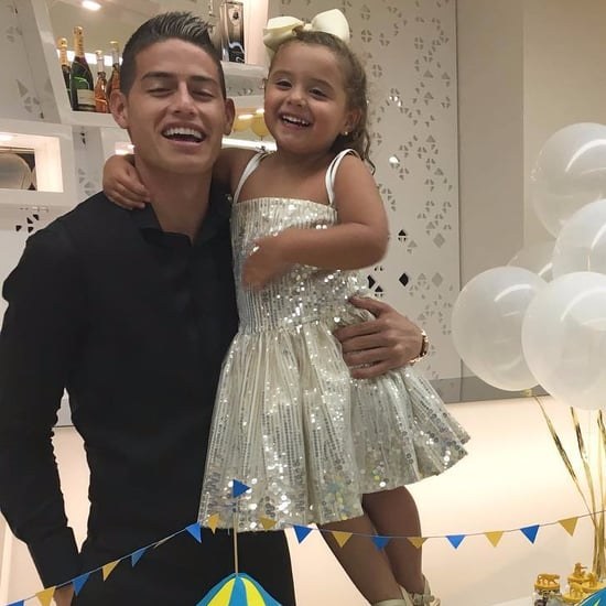 James Rodriguez's Birthday Photos 2016