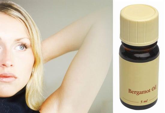 Using Bergamot as a Deodorant