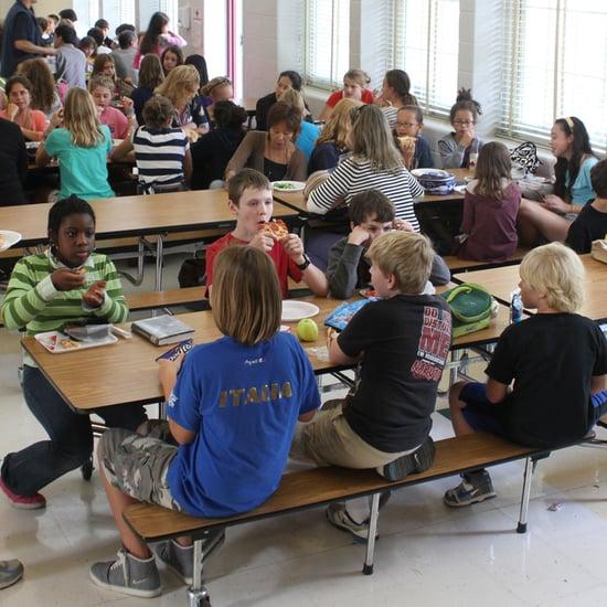 Teacher Makes Students Scrub Floors