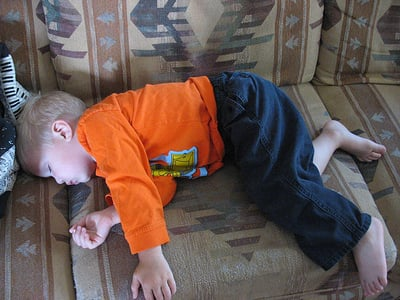 Bye-bye, Siesta: How and When to Retire Your Child's Nap