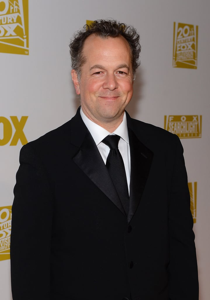 David Costabile arrived at the Fox party.