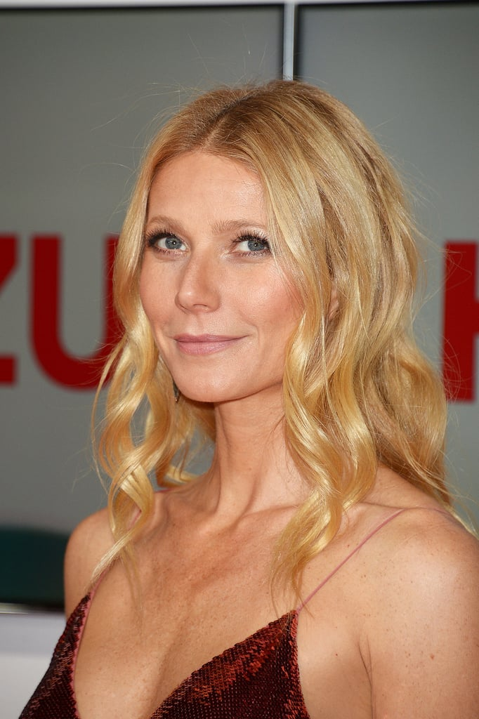 The Goop Facebook following couldn't get enough of this particular red carpet look from this week. Or maybe it was our tips for re-creating Gwyneth Paltrow's curly style.