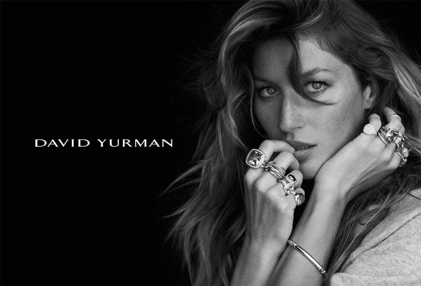 David Yurman Fall 2012 Ad Campaign