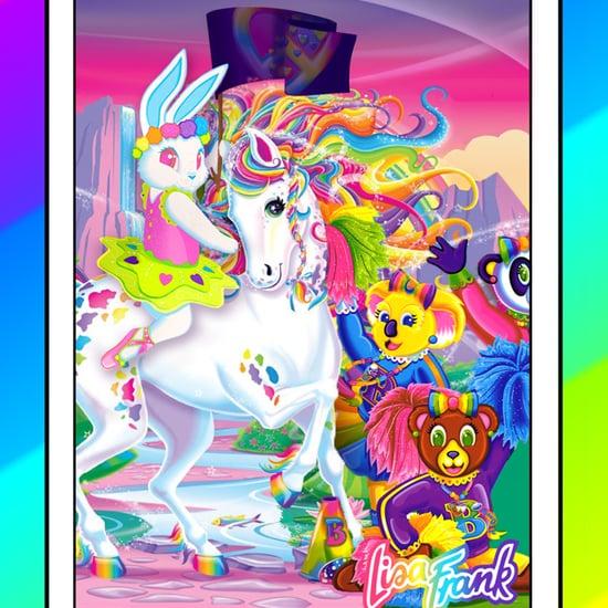 Lisa Frank Tarot Cards