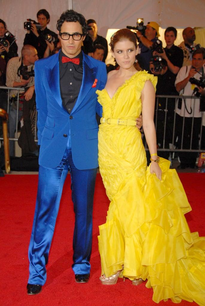 Kate Mara and Zac Posen