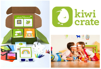 Kiwi Crate Giveaway: Win A 2-Month Subscription!