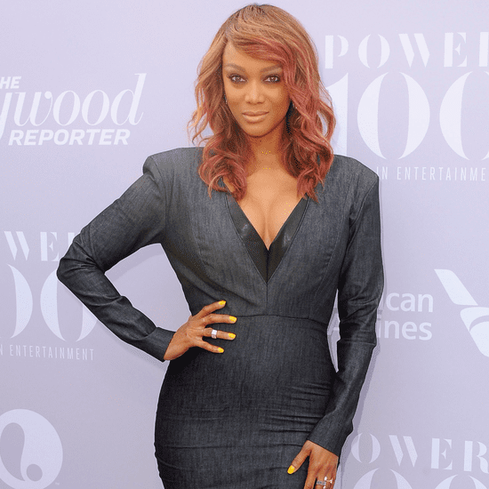 Tyra Banks Welcomes Baby Boy