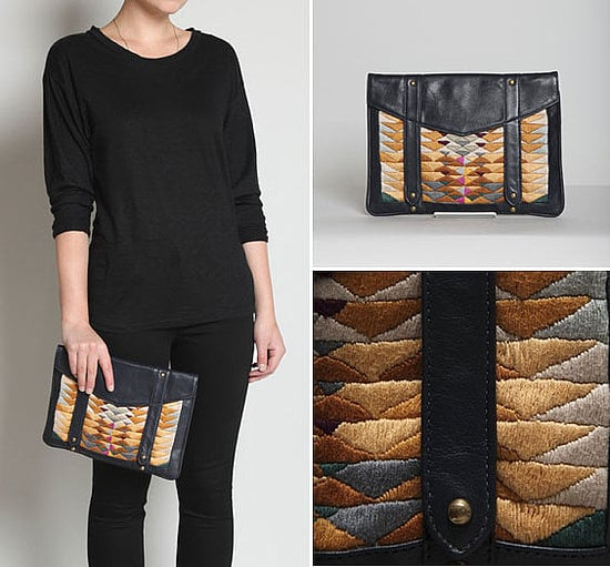 Lizzie Fortunato iPad Clutch ($360)