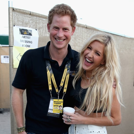 Photos of Prince Harry With Celebrity Friends