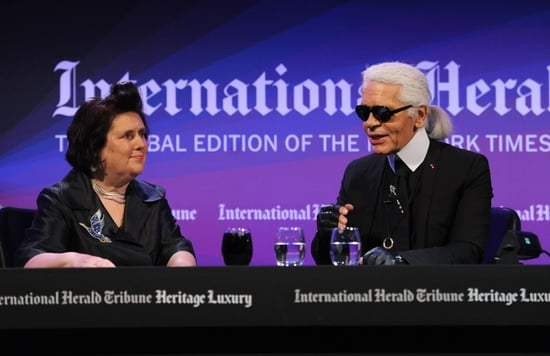 """Karl Lagerfeld — """"People Think I'm On an Ego Trip But I'm Not"""""""