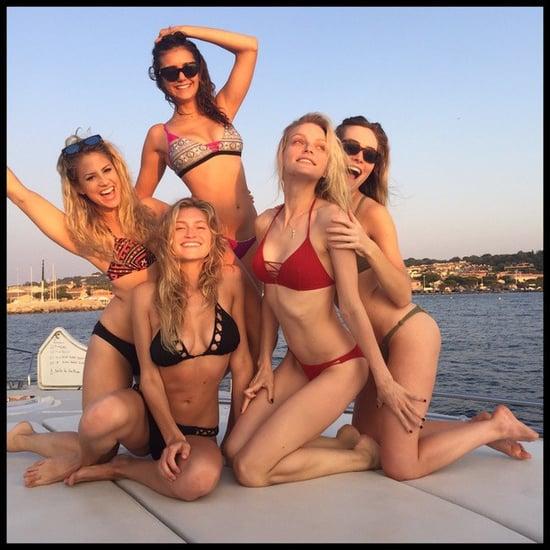 Nina Dobrev Bikini Pictures