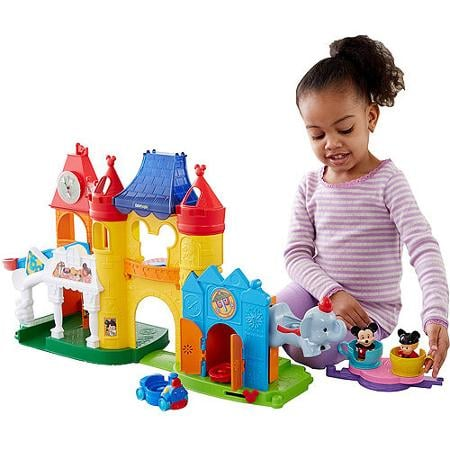 Fisher-Price Little People Discovery Disney Play Set