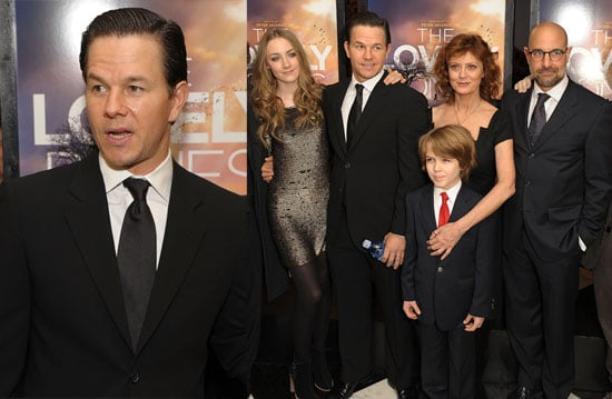 Photos of Mark Wahlberg, Susan Sarandon At NYC Premiere of The Lovely Bones 2009-12-03 06:00:00