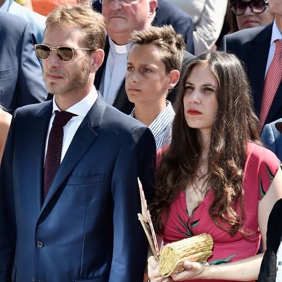 Andrea Casiraghi and Tatiana Santo Domingo Pictures