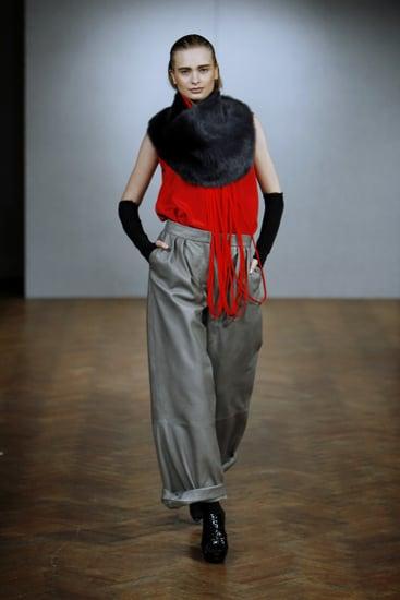 Modernist Autumn Fall 2008 Fashion Show