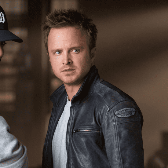 Aaron Paul Interview For Need For Speed