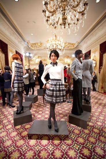 Fall 2011 New York Fashion Week: Wes Gordon