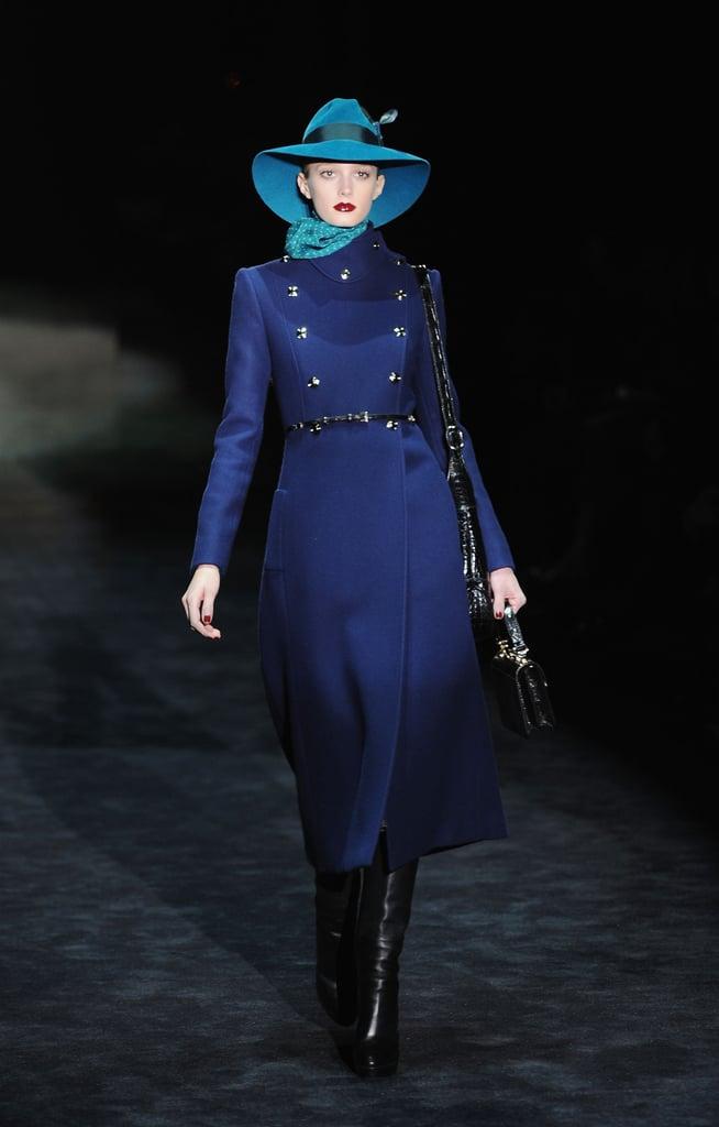 2011 Fall Milan Fashion Week: Gucci