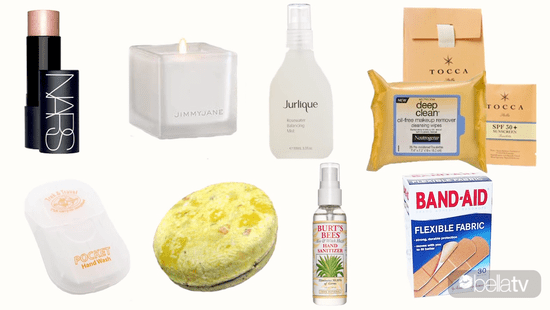 Vacation Beauty Packing Suggestions