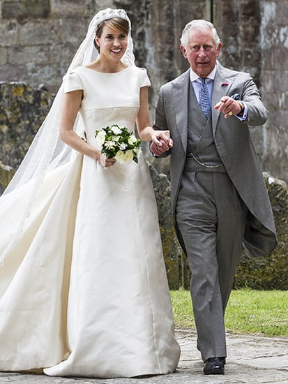 Prince Charles Gives His Friend's Daughter Away at Her Wedding - and the Queen Was On-Hand to Watch!