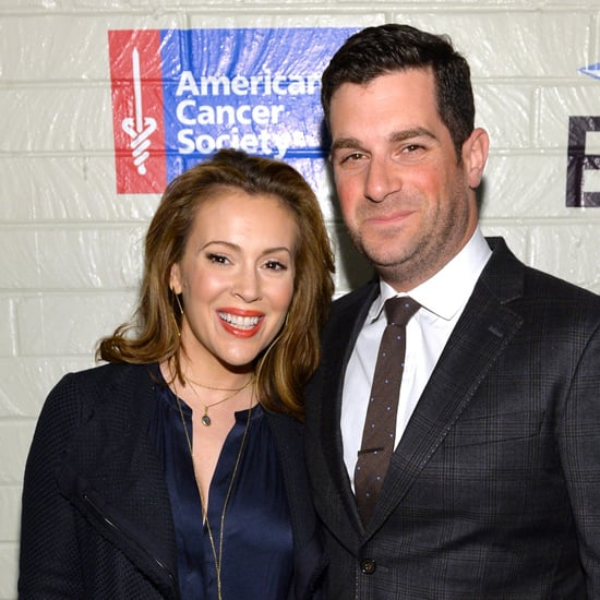 Alyssa Milano Gives Birth to Baby Girl Elizabella Bugliari