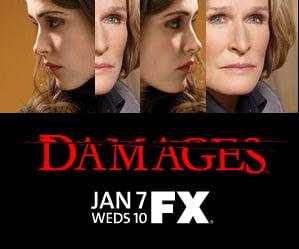 New Season of Damages Starts Tonight on FX