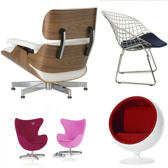 Modern Chairs For Kids