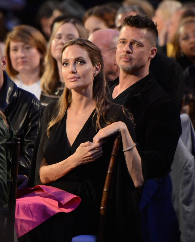 Brad Pitt and Angelina Jolie Celebrate a Special Win