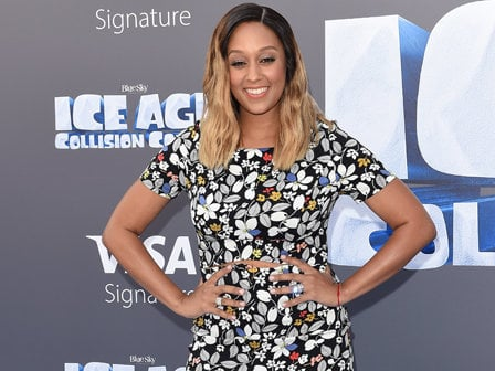 Tia Mowry Says We Owe It to Ourselves (and Our Kids) to Be Blunt About Our Body Talk
