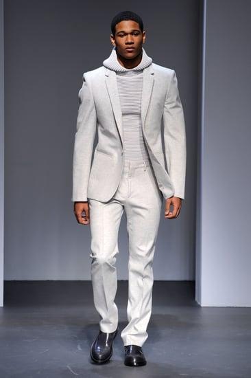 New York Fashion Week: Calvin Klein Men's Collection Fall 2010