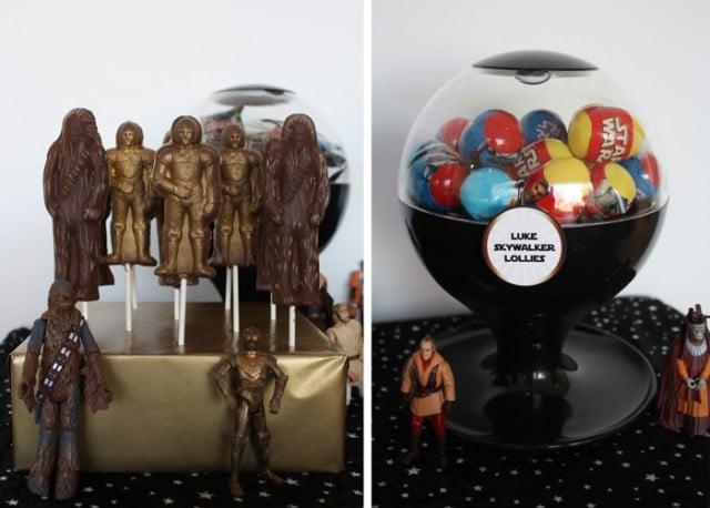 Star Wars Sweets