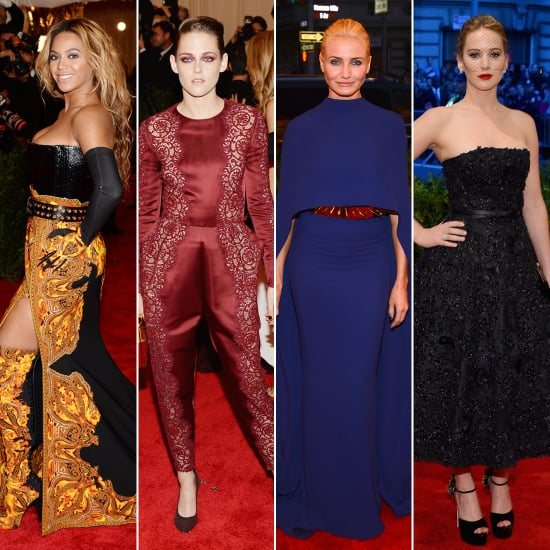 All the Ladies on the Met Gala Red Carpet!