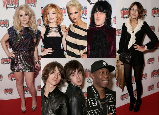 Photos From The 2009 NME Awards