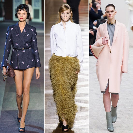 From voluminous coats to high-texture pieces, these are the hottest trends from Paris Fashion Week Fall 2013.