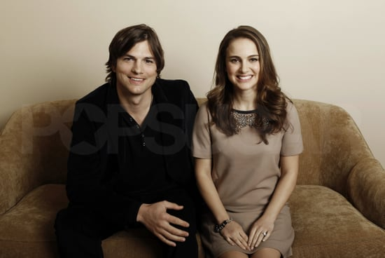 Pregnant Natalie Portman Talks Baby and Letting Go of Belly Shirts