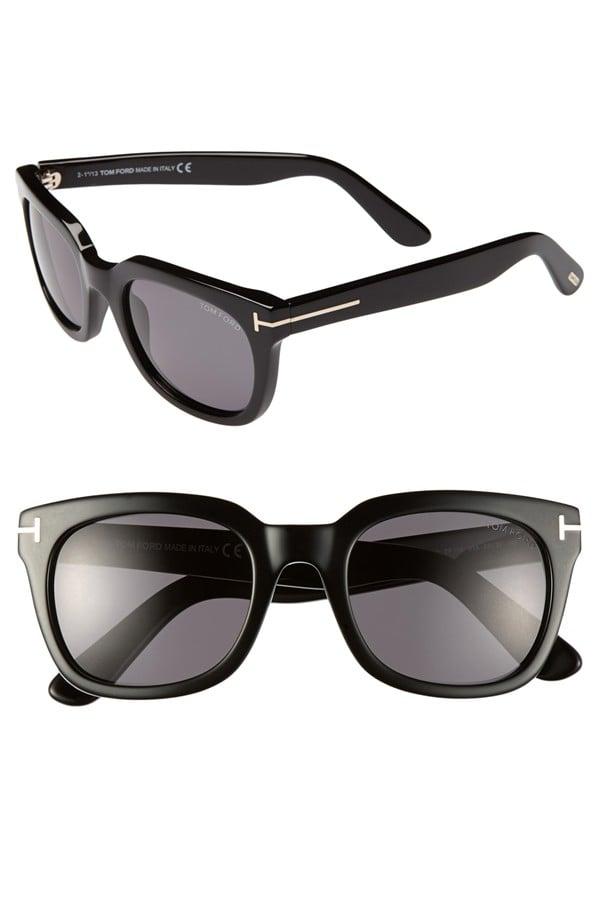 Tom Ford Black Campbell Sunglasses ($380)