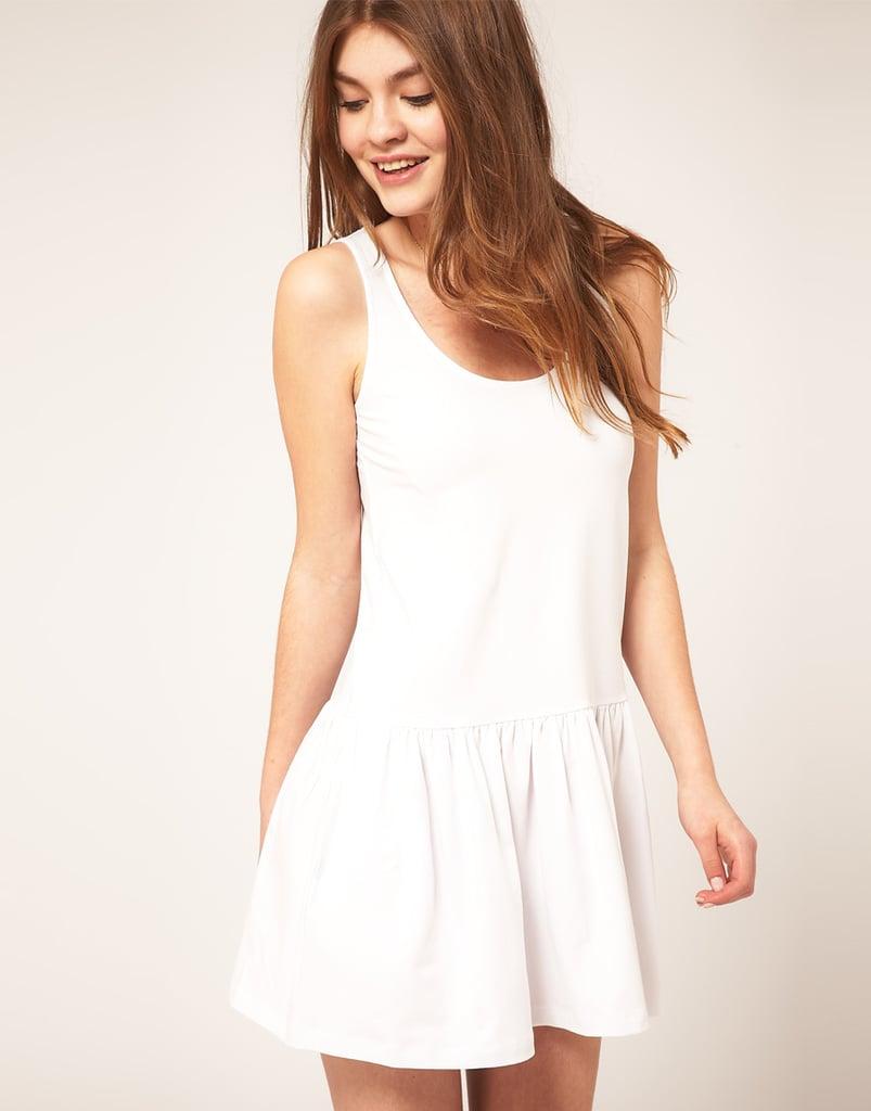 Asos Mini Dress With Pockets ($35)
