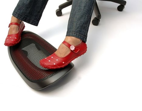 Closer Look: Webble Foot Rest