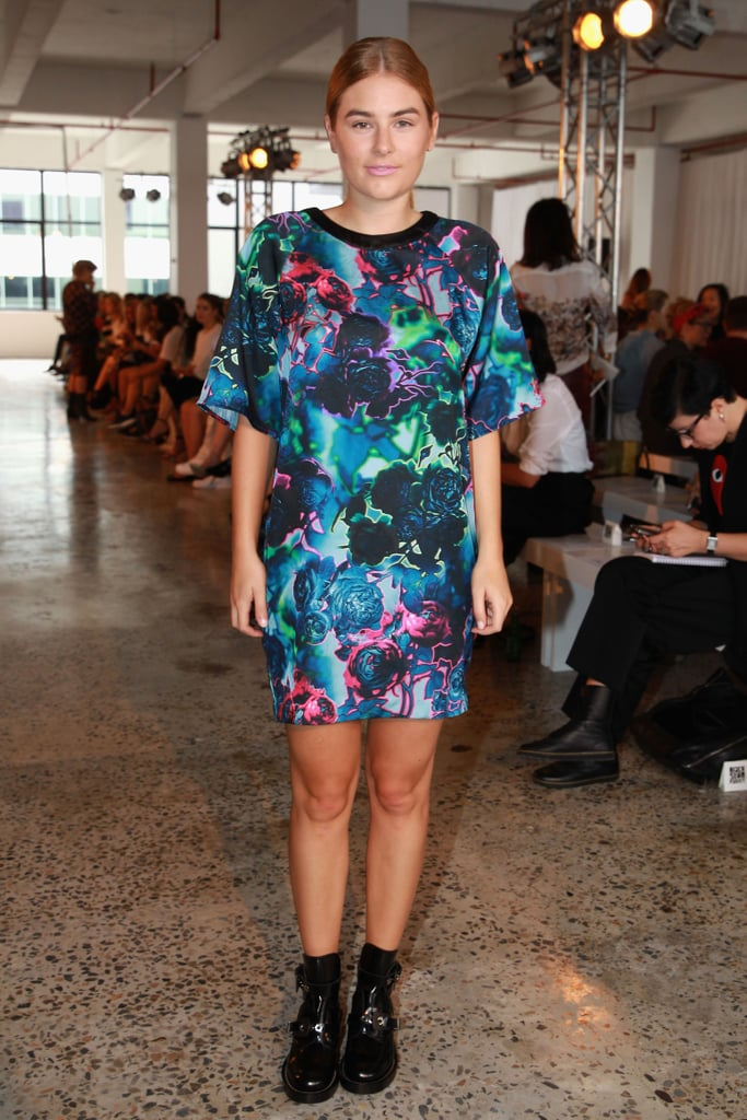 Carissa Walford at MBFWA Day Three