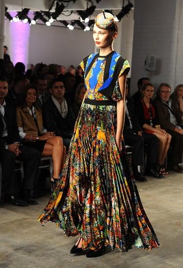 London Fashion Week: Fashion Fringe Spring 2009