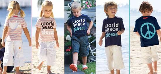 World Peace Please Tees