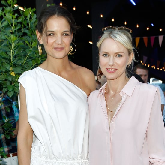 Katie Holmes and Naomi Watts at Coach Highline Party Photos