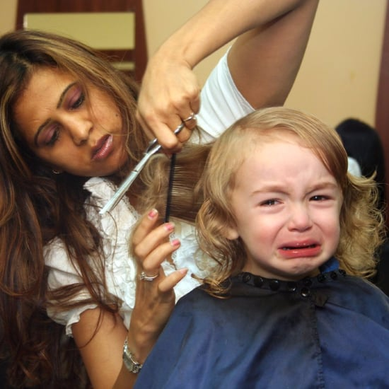 What to Do If Your Kid Hates Getting Haircuts