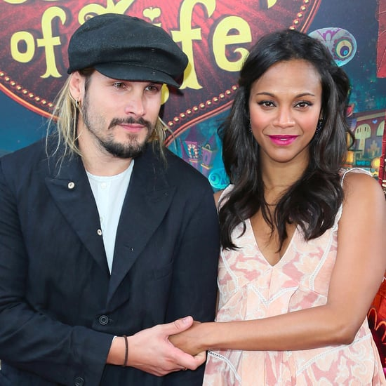 Zoe Saldana Gives Birth to Twin Boys Cy and Bowie Perego